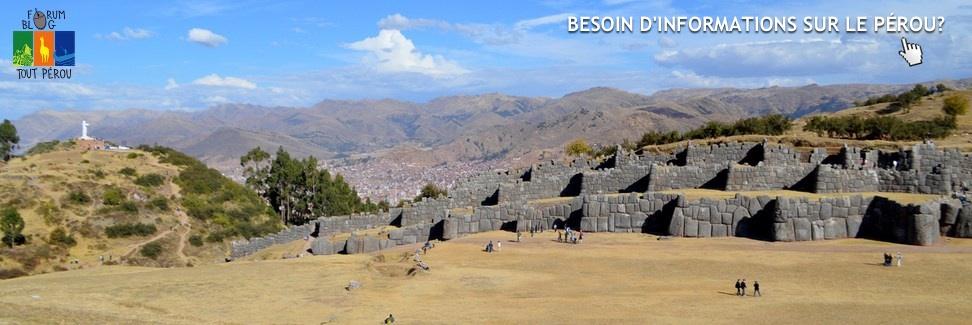 saqsaywaman informations Pérou