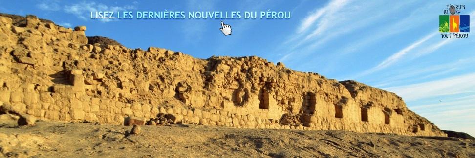 Actualités Tout Pérou Blog Forum