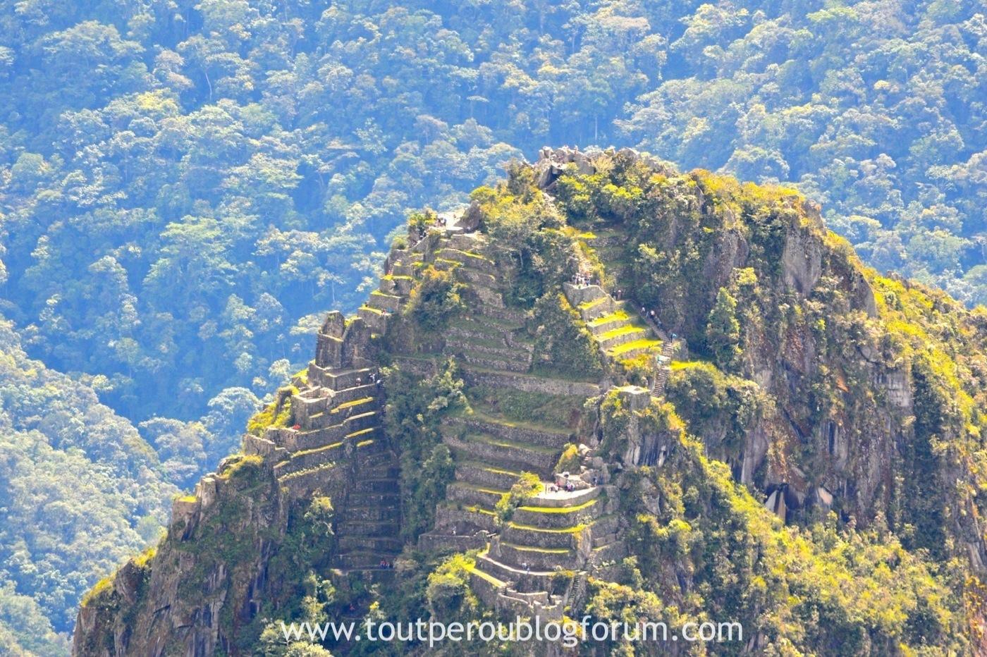 Wayna Picchu Blog Forum Tout Pérou
